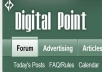 Create digital point forum account +20 posts