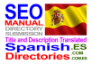 submit to Spanish Directories MANUALLY and Translate Title Description and Keywords