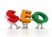 create 100 and more backlinks to 4 of your URLs, then ping them all..!!!!!!!!!!!!