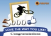 Get You 5000+ Top Quality Real Facebook Likes Without Admin Access