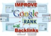 create manually 8 PENGUIN Safe edu back links and 40 form profile