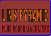 BUILD AMAZING LINKs PYRAMID PLUS 55000 ++ BACKLINKs