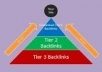  build eminent backlink pyramid with 5000 profiles,most dofollow,include some edu gov,good seo for youtube by using xrumer senuke scrapebox 