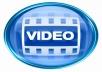 `` manually submit your video to 4 popular sites then i will blast 2000 forum profile backlinks to the videos``