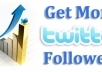 ✔ increase 30,000+ Real Looking Twitter Followers In Your Profile Without Harm Your Account [ split also available ]✔