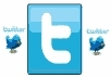 give you 2000+ bonus twitter followers