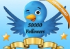 get you 37500+ High Quality Real Looking USA Twitter Followers