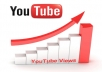 add 4500 real youtube views