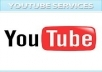 give you 350++ real Official you-tube video likes for your any kind of video 100% manually done just