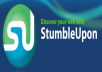 give you Manually 65+ guaranteed StumbleUpon votes/likes for any site/blog/video