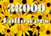 really get you 27500+ TopQuality Real looking TWITTER followers    ...!!!