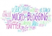create 200 web 2.0 Dofollow HQ Backlinks HIGH PR backlinks using microblogging websites