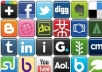 give you 15++ PR{4-8} social bookmarking only