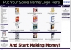 give you BUSINESS WEBSITE FOR SALE--YOUR OWN ONLINE STORE w 200 PRODUCTS