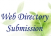 Submit Your website to OVER 3,000 HIGH QUALITY BACKLINKS, DIRECTORIES and SEARCH ENGINE