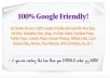 use Senuke xCR to create Google Friendly Backlinks in 72 Hours - 100% Google Friendly and Safe! 