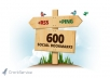 Submit Your website to 600+ social bookmarks + rss + ping + seo backlinks