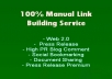 Build 100% Manual Link building Without software