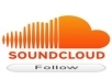 GIVE YOU 100++ SOUNDCLOUD FOLLOWERS  ONLY