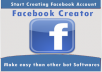 give facebook account creator working bot