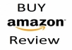 give you 30 amazon reviews from 30 different account