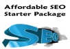 creat Beat the Penguin& Panda with our SEO BOOSTING package