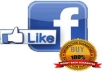 GIVE YOU 100+ Facebook post likes for your everyday posts for 1 week package {100% REAL NO USE ANY SOFTWARE NO BOT LIKES} ONLY