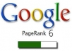 place your link on my 2 X PR6 dofollow blogroll sitewide backlink to boost your website in Google