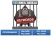 Backlink Your Site To 1500 WIKIS, 1750 EDU &amp; GOV Sites Each, 3K AA Blogs,3500 WORDPRESS Blogs, 300 ANTI-SANDBOX Links, 15 ANGELA BACKLINKS,&amp; 15 GOOGLE PANDA Backlinks