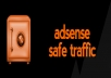 Deliver 5000 GUARANTEED Real Human Adsense Safe Traffic To Your Site/Blog only in 24 hours