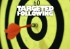 give you up a secret how to get up to few hundred targeted twitter followers per day stop buying folowers plus an extra bonus