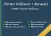 Quickly Add 25000+ Real Looking Twitter Followers In Your Account 