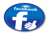 give you permanent 250++ REAL facebook likes 