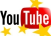 give you 300++ real youtube likes for your new  you tube video with in 48hours