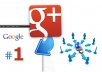 give you 400 Permanent Google +1 Votes in Just 24 hours, Google Plus One Button will increase your Ranking 