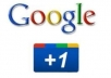 supply you 15 google + 1 votes for your website to rockup your SEO