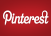 give u 350+ pinterest followers in a short time