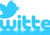 create A Professional Twitter Account With 250+ Real Followers Which You Can Use To Tweet As Many Tweets As You Like for Twiter Marketing