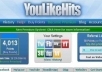 Give You A WORKING! YouLikeHits YouTube Views Imacro Script for only $5