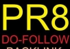 place your link on my PR8 permanent dofollow blogroll sitewide backlink to boost your website in Google