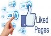 get you 3000 FACEBOOK fan page / photo Likes / Votes for Promotion / Contest / Publicity without access