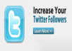 add 50,000 Twitter Followers [Best] [Top Quality]&[Real Looking]By Your Profile Link To Larger Your Twitters follower In 1 day Without Your Account Credentials