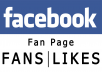 give you 320+ facebook likes for your any kind of fan-page 100% real and safe like only