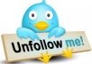 clean up your Twitter account and unfollow up to 10.000 people from your Twitter account
