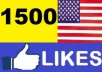 add 1500+ and more Facebook Likes to your Fan Page, all real looking and fb fans, pagelikes, facebook pages, fanpages 