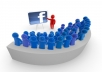 add 50,000 Facebook likes to your website, blog, URL,FAN PAge fb social plugin within 48 hours