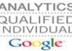 &&do Advanced Analytics using Google Analytics &&