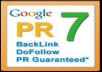 pr7x5 PR6x5 PR5x10 Actual PR Pages Dofollow Blog Comments Backlinks Manually Comments Just
