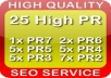 provide PR7x1 PR6x2 PR5x5 PR4x5 PR3x5 PR2x7 Backlinks Dofollow Manually Blog Comment Penguin Panda Safe SERP Juice Just