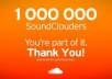 Deliver 100,000 Soundcloud Plays And 100,000 Downloads